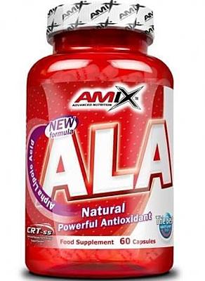 Amix ALA kyselina Alfa Lipoová