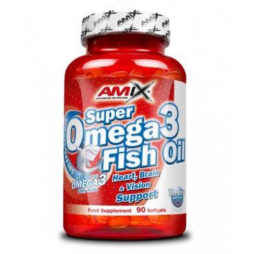 Amix Super Omega 3 Fish Oil