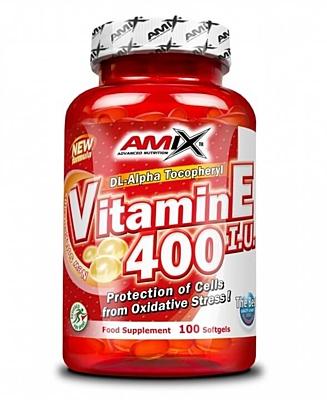Amix Vitamin E 400 IU