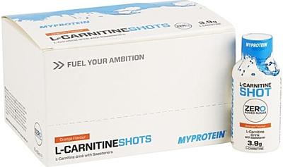 MyProtein L-Carnitin Shot