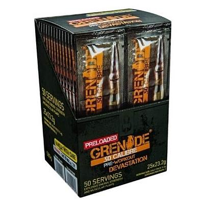 Grenade 50 Calibre