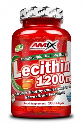 Amix Lecithin 1200 mg